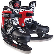 DBX Boys' Adjustable Skates Package