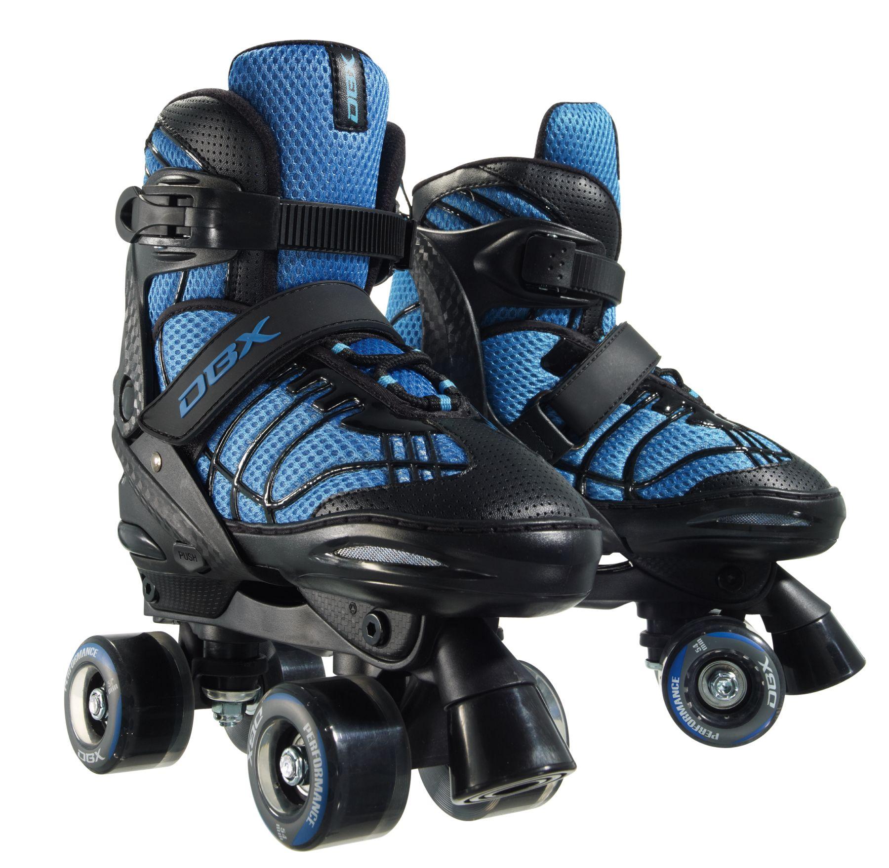 Roller skates blue - Noimagefound