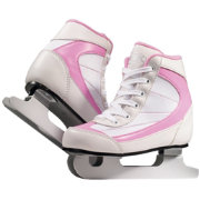 DBX Girls' Double Blade Ice Skates