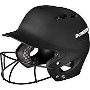 DeMarini Women's Paradox Fitted Pro Fastpitch Batting Helmet w/ Mask