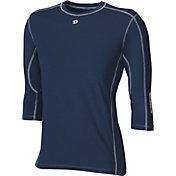 DeMarini Men's CoMotion Mid-Sleeve Baseball Shirt
