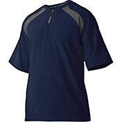 DeMarini Men's Game Day BP Baseball Quarter-Zip Jacket