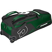 DeMarini Momentum Wheeled Baseball Bag