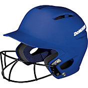 DeMarini Youth Paradox Fastpitch Batting Helmet with Mask