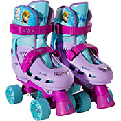 Disney Girls' Frozen Quad Roller Skates
