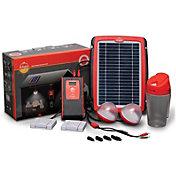 d. light D20 Solar Home System