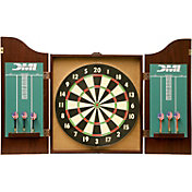 DMI Sports Bristle Dartboard Cabinet Set