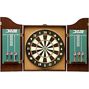 DMI Sports Bristle Dartboard Cabinet Set