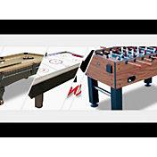 DMI Sports Electra 7' Lighted Rail Hockey Table