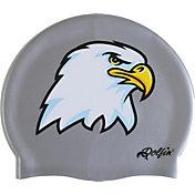 Dolfin Eagle Mascot Silicone Swim Cap