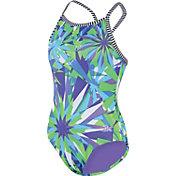 Dolfin Girls' Uglies Dazzle Swimsuit