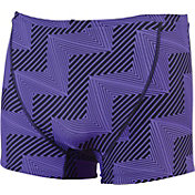 Dolfin Men's Reversible Flash Square Leg Swimsuit