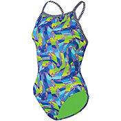 Dolfin Uglies Girls' Toddler Rivoli Swimsuit