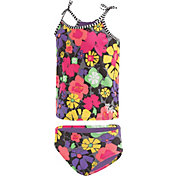 Dolfin Toddler Girls' Uglies Printed Tankini