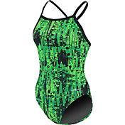 Dolfin Women's Jolt V Back Swimsuit
