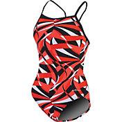 Dolfin Women's Viper V Back Swimsuit