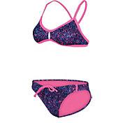 Dolfin Bellas Women's Carnivale Pink 2 Piece Swimsuit
