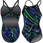 Dolfin Women's Alpha V Back Swimsuit