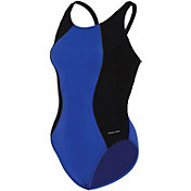 Dolfin Women's LTF Pro Color Block HP Back Swimsuit