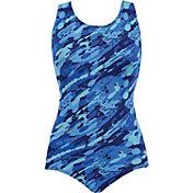 Dolfin Women's Aquashape Conservative Lap Swimsuit