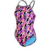 Dolfin Women's V Back Swimsuit