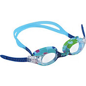 Dolfin Youth Flipper Flowers Goggles