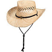 Dorfman Pacific Panama Jack Men's Seagrass Outback Hat