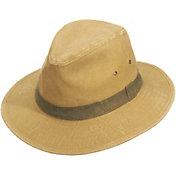 Dorfman Pacific Men's Safari Hat