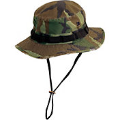 Dorfman Pacific Men's Jungle Camo Boonie Hat