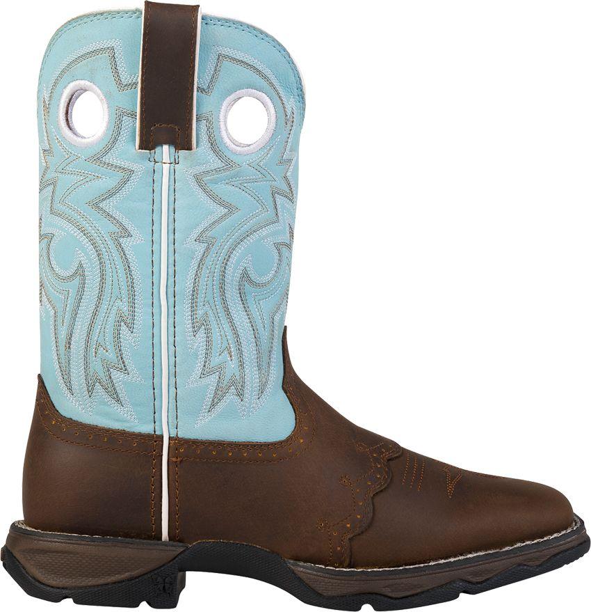 Durango Lady Rebel Powder 'N ... Lace Women's Cowboy Boots rBaQI9CZvR