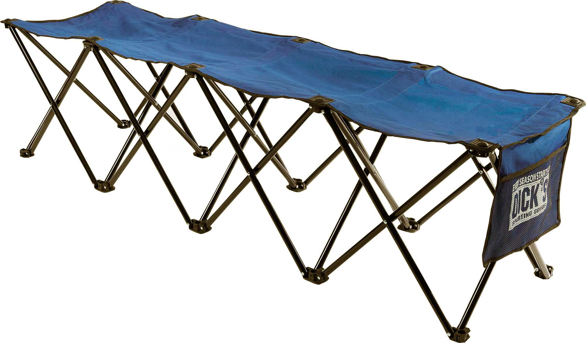 Dick s Sporting Goods Sidelines Folding Bench