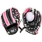 DICK'S Sporting Goods Backyard T-Ball Glove & Ball