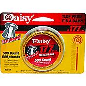 Daisy PrecisionMax .177 Caliber Flat-Nosed Pellets – 500 Count