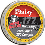 Daisy PrecisionMax .177 Caliber Flat-Nosed, Lead-Free Pellets - 250 Count