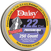 Daisy PrecisionMax.22 Cal. Pointed Field Pellets – 250 count