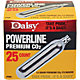 Daisy PowerLine Premium CO2 Cylinder - 25 Pack