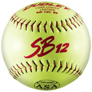 "Dudley 12"" ASA SB12 Slow Pitch Softball"