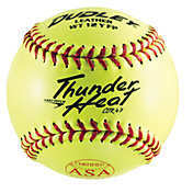 "Dudley 12"" ASA Thunder Heat Fastpitch Softball"