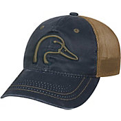 Ducks Unlimited Men's Weathered Mesh Back Hat
