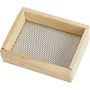 Duke Wooden Dirt Sifter