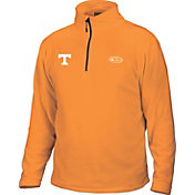 Drake Waterfowl Men's Tennessee Camp Fleece Quarter Zip Pullover