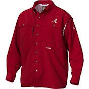 Drake Waterfowl Men's Alabama Wingshooter's Long Sleeve Shirt