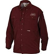 Drake Waterfowl Men's Mississippi State Wingshooter's Long Sleeve Shirt