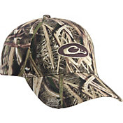 Drake Waterfowl Men's Cotton Camo Hat