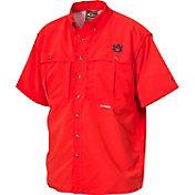 Drake Waterfowl Men's Auburn Wingshooter's Button Down Shirt