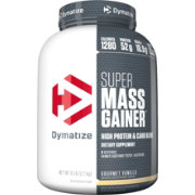 Dymatize Super Mass Gainer Vanilla Protein Powder 6 LBS