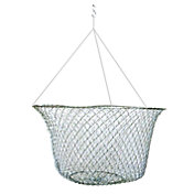 Eagle Claw 2 Ringed Wire Mesh Crab Net