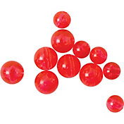 Wright & McGill 6mm Red Fishing Beads – 50 Pack