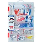 Eagle Claw Lazer Sharp Saltwater Striped Bass Fishing Kit