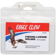 Eagle Claw Fishing License Holder